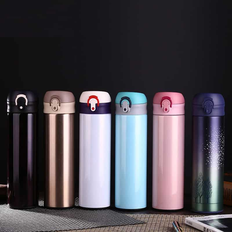 Thermos Bottle For Traveling