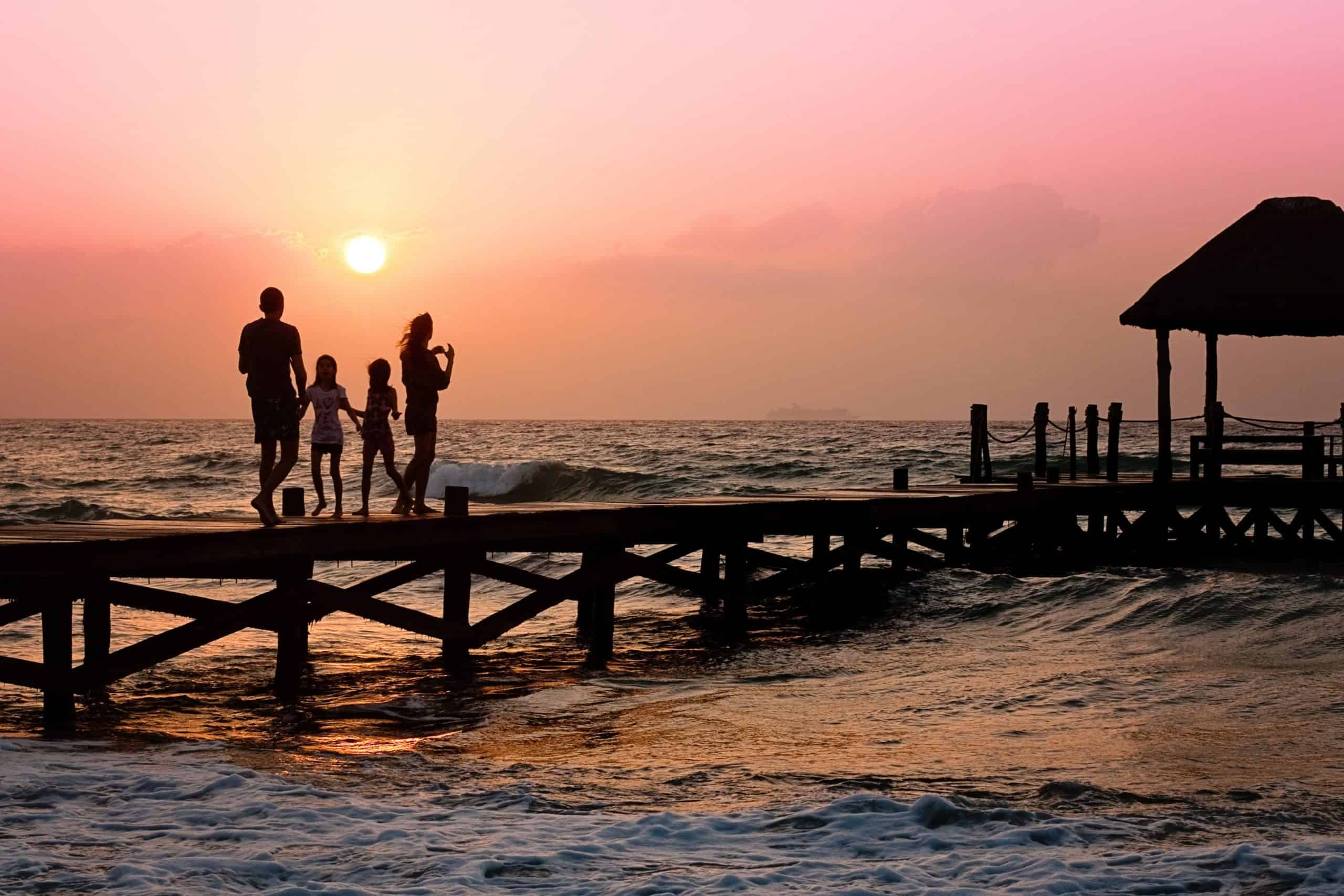 Popular Destinations: Planning For A Family Vacation